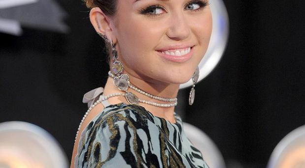 Miley Cyrus needed stitches after an accident in the kitchen