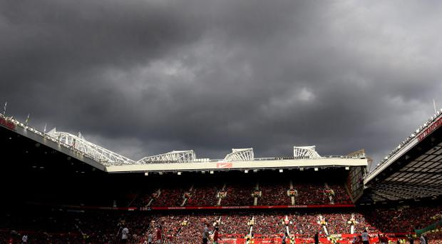 Old Trafford has previously been criticised for its quiet atmosphere on match days