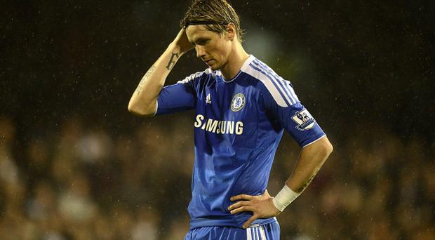 Chelsea's Fernando Torres will be hoping to start tonight's game aginst Barcelona