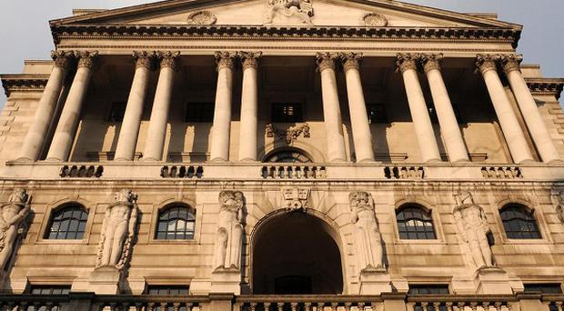The UK is still in danger of falling into recession, according to the Monetary Policy Committee
