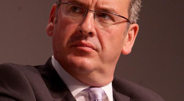British financial minister Mark Hoban has announced a fresh multimillion-euro handout from the UK to Ireland