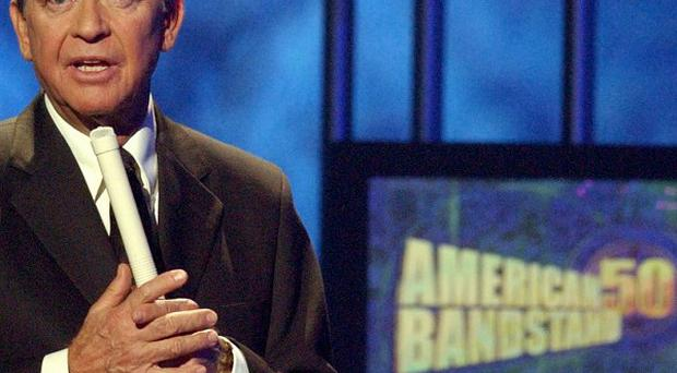 American Bandstand host Dick Clark has died aged 82 (AP)