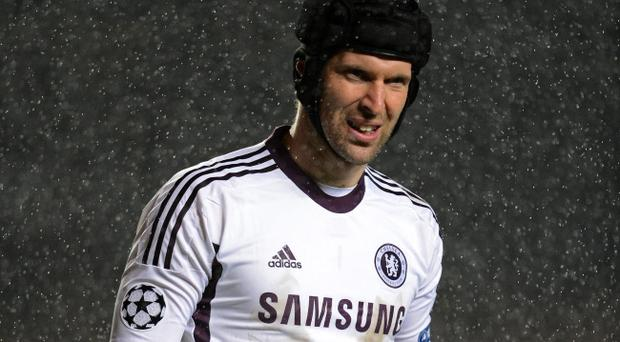 <b>CHELSEA</b><br /> <b>Petr Cech</b><br /> Only in the final minutes did he have to make a hard save, but that was excellent. 7/10