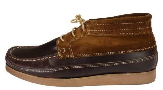 <b>1. Oliver Spencer</b> This ankle boot, called the Kyak, is a fantastic alternative to the over-exposed deck shoe. It has the same rubber sole and heavy stitching but the shape and style is entirely different. <b>Where: </b>oliverspencer.co.uk <b>How much: </b>£129