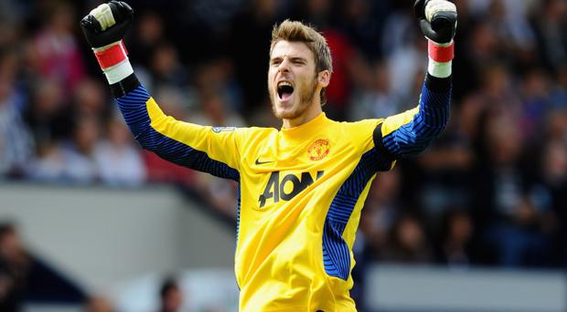 David De Gea has been in fantastic form for Manchester United
