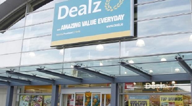 Discount retailer Dealz is opening 10 new stores, creating 300 jobs