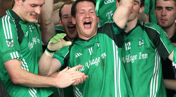 The timing of James Sherry's injury is a huge source of frustration to all connected with Fermanagh