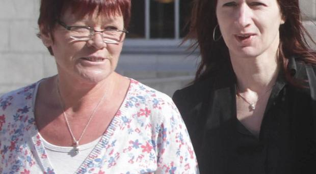 Joan Collins and Clare Daly are calling for the Government to legislate on the controversial X Case