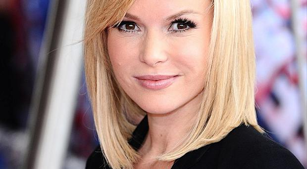 Amanda Holden apparently reckons she's on her 'bonus years' as a Britain's Got Talent judge