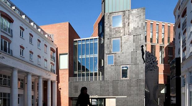 The Metropolitan Arts Centre has opened after 10 years of planning (Donal McCann/MAC)