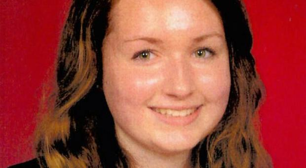 Police have confirmed that the body of missing schoolgirl Moyra Liz As-Chainey was found in woods on Friday
