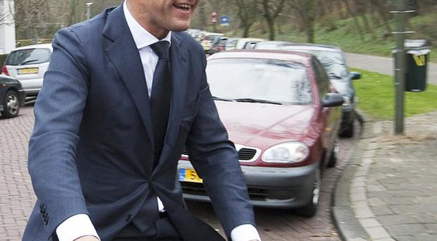 Dutch prime minister Mark Rutte has revealed budget austerity talks have failed (AP)