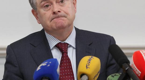 Minister for Public Expenditure and Reform Brendan Howlin warned further reductions in resources and staff numbers were necessary