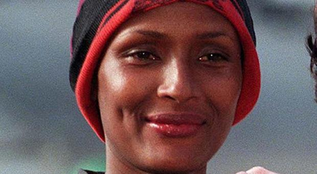 Supermodel Waris Dirie is a vociferous opponent of the practice