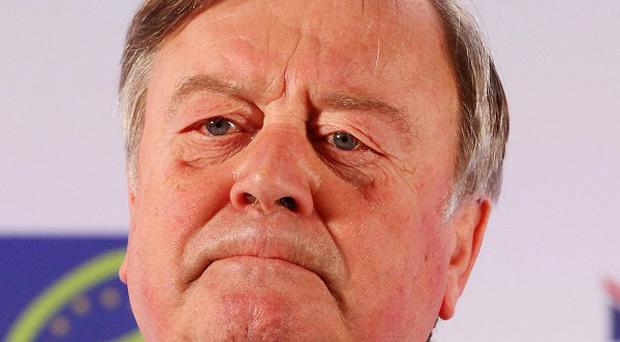 Kenneth Clarke insisted Lords reform is an 'all-party thing'