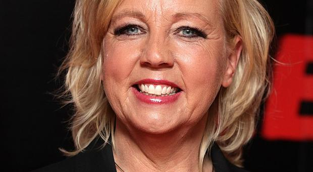 Dragons' Den star Deborah Meaden has backed the Friends of the Earth's campaign to cut down dependence on imported fossil fuels