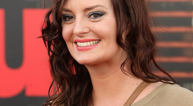 Morgana Robinson is launching a new Channel 4 impressions show