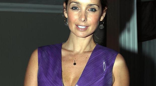Louise Redknapp admitted that she misses singing and performing