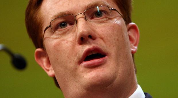 Danny Alexander says the coalition has made good progress towards its spending targets