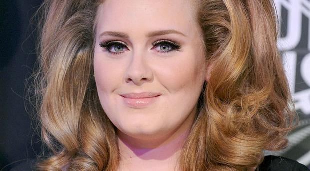 Adele has been voted Pop Artist of the Year by GaydarRadio listeners