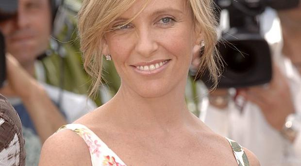 Toni Collette is in the frame to co-star with Jennifer Aniston in a new film
