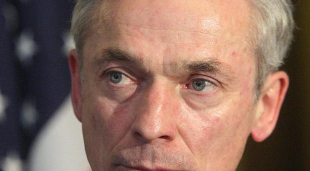 Jobs Minister Richard Bruton said the construction sector is currently 'unsustainably small'