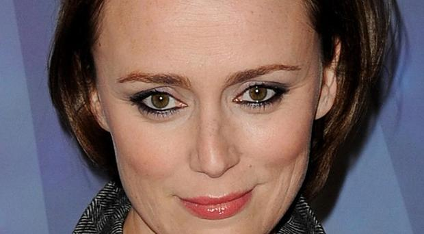 Keeley Hawes starred in the Upstairs Downstairs remake