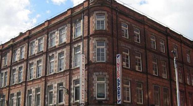 The decision to allow the demolition of a 19th century building on Queen Street has been met with outrage