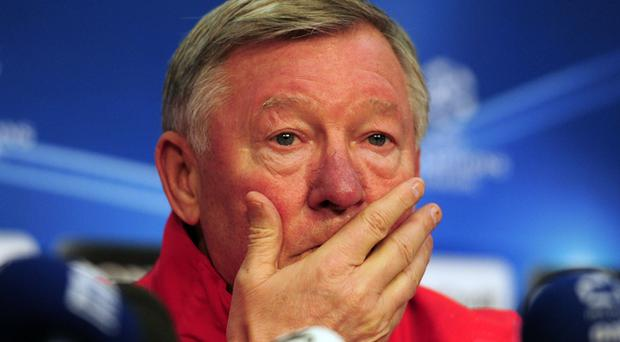 Sir Alex Ferguson faes one of the biggest matches of his career when Manchester United take on local rivals City on Monday night