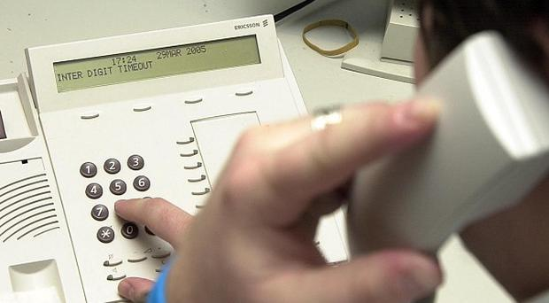 People are being urged to be wary of unexpected calls from investment firms as part of the FSA's Operation Bexley