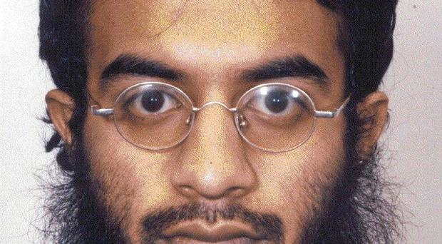 Saajid Badat was convicted over a 2001 plot to down an American Airlines flight with explosives hidden in his shoes