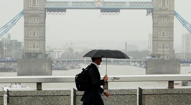 April showers are showing no signs of letting up, according to weather forecasters
