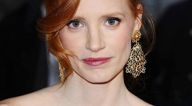 Jessica Chastain is the latest star linked to Iron Man 3