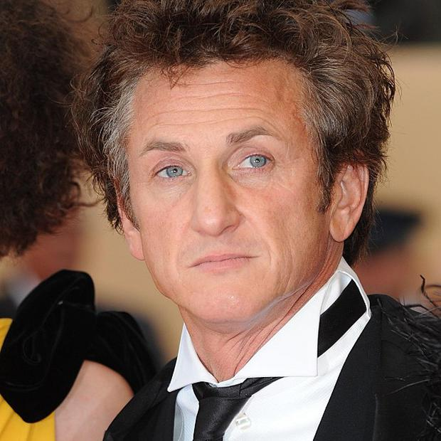 Sean Penn is in the frame for a role in the Walter Mitty remake