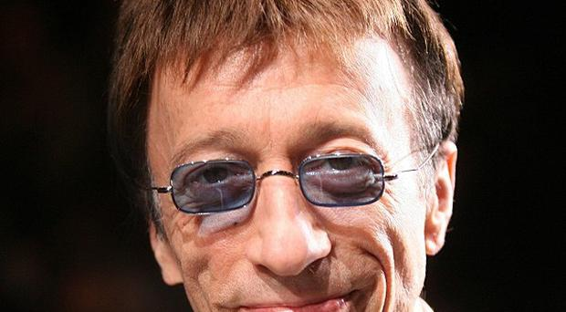 Robin Gibb has confounded the doctors