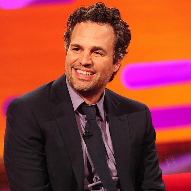 Mark Ruffalo is part of the star-studded Avengers Assemble cast