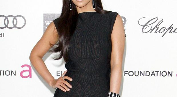 Kim Kardashian attended the Chanel event on the arm of Kanye West