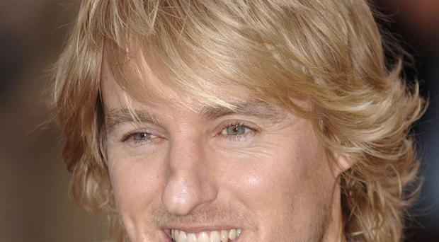 Owen Wilson's recent films include Midnight In Paris and The Big Year