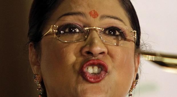 Kamla Persad-Bissessar intends the Caribbean Court of Justice to hear all Trinidad and Tobago's appeals in criminal cases (AP Photo/Bikas Das)