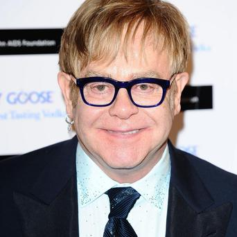 Sir Elton John praised the work of Pnau