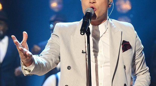 Olly Murs reckons there's room for The Voice and The X Factor on TV