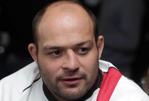 Rory Best is determined not to let 2011/12 end with a whimper