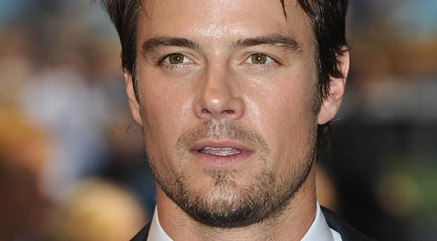 Josh Duhamel is being lined up for a role in Safe Haven