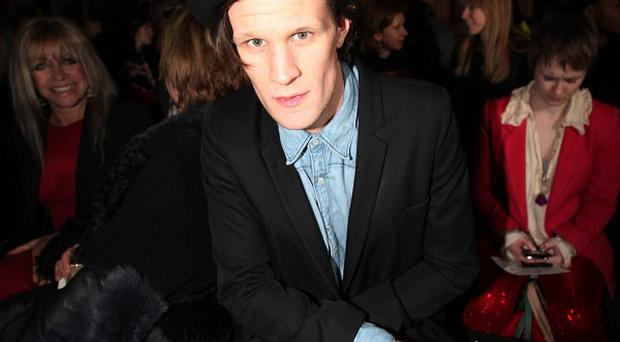 Matt Smith will narrate the A Poem Is show