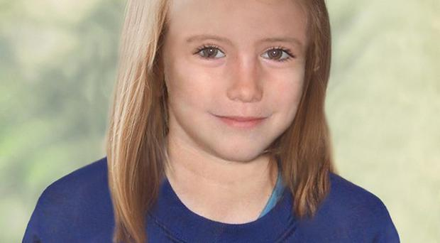An age progression image of missing Madeleine McCann has been released (Teri Blythe/Metropolitan Police)