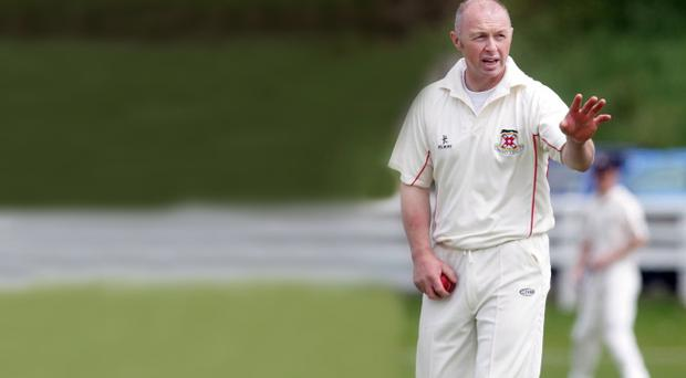 The colourful Decker Curry will start his 32nd season as a cricketer today when he lines out for Limavady