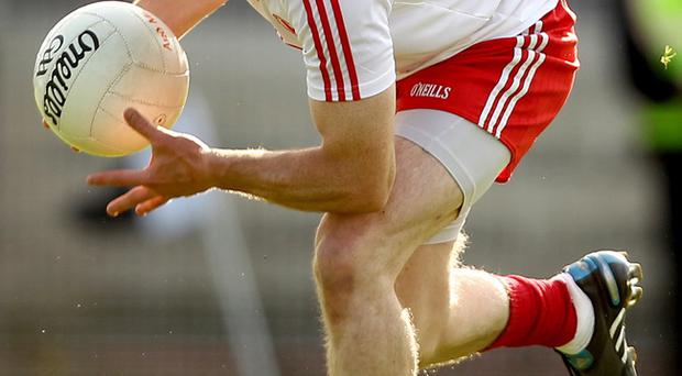 Conor Gormley has been drafted into the Tyrone team, and could be given the task of looking after Kildare dangerman Johnny Doyle