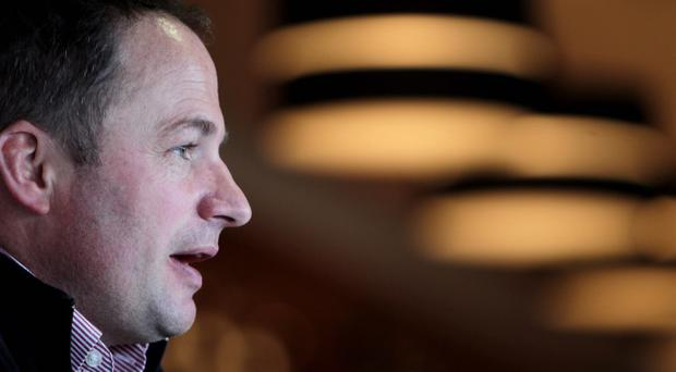 David Humphreys is excited by Ulster's European run