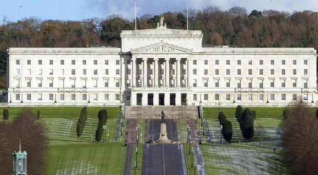 Bonuses of 600,000 pounds have been paid to civil servants working in Stormont Executive departments in less than a year, figures showed