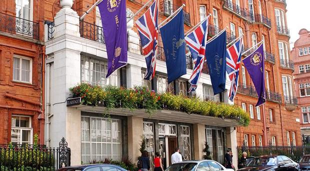 Patrick McKillen is involved in a court battle over the control of three London hotels, including Claridge's